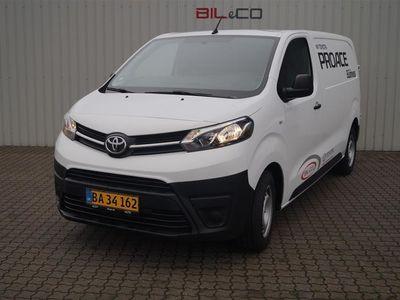 brugt Toyota Proace L1H1 2,0 D T2 120HK Van 6g