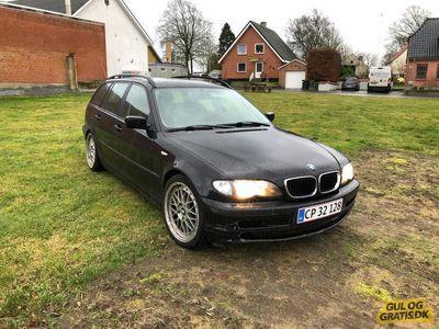 brugt BMW 318 i