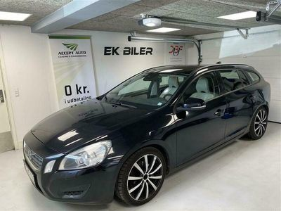 brugt Volvo V60 DRIVe 114HK Stc
