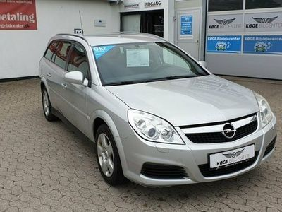 brugt Opel Vectra 1,8 16V 140 Elegance Wagon