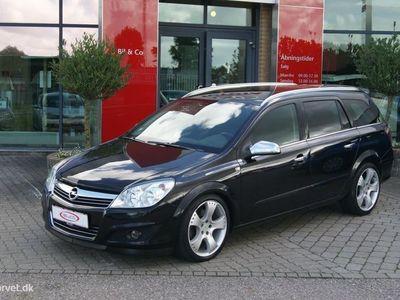 brugt Opel Astra Wagon 1,6 Turbo Enjoy 180HK Stc 6g