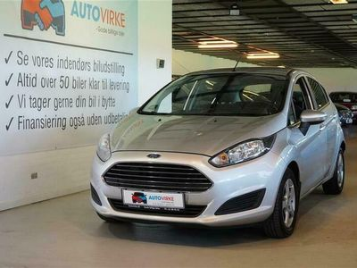 brugt Ford Fiesta 1,6 TDCI 30,3 Trend Start/Stop 95HK 5d