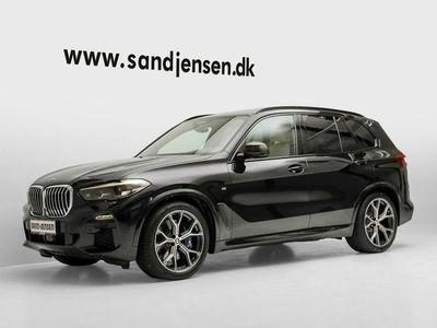 brugt BMW X5 3,0 xDrive40i M-Sport aut. Van