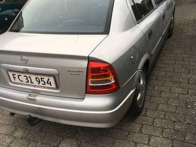 brugt Opel Astra
