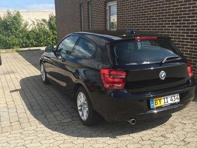 brugt BMW 116 1-Serie d ED 3-dørsEfficient Dynamics
