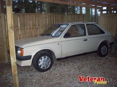 käytetty Opel Kadett d