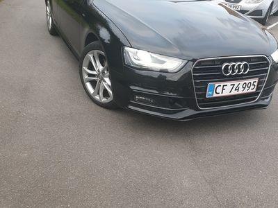brugt Audi A4 AVANT 2.0 TDI 150 HK 5-dørs MULTITRONIC