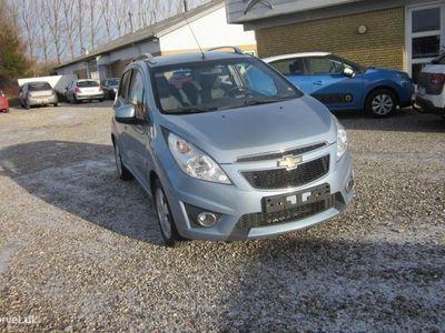 brugt Chevrolet Spark 1,2 LT (ESP) 82HK 5d