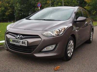 brugt Hyundai i30 1,6 CRDi 110 Comfort CW ISG Eco