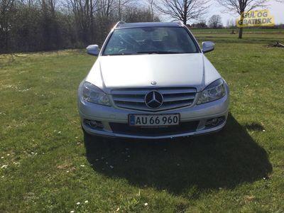 brugt Mercedes C220 st.car 2,2 cdi aut. 170 hk