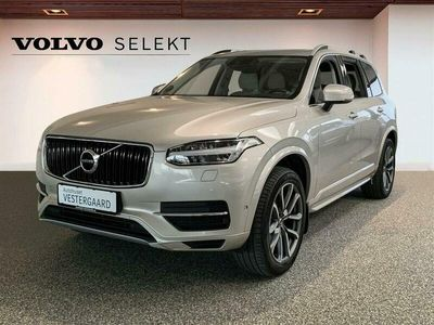 brugt Volvo XC90 2,0 T6 Momentum AWD 320HK 5d 8g Aut.
