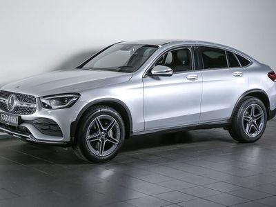 brugt Mercedes GLC220 d 2,0 AMG Line Coupé aut. 4-M