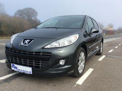 käytetty Peugeot 207 1,6 VTi Sportium