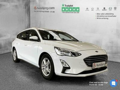 brugt Ford Focus 1,5 EcoBlue Connected 120HK Stc 6g