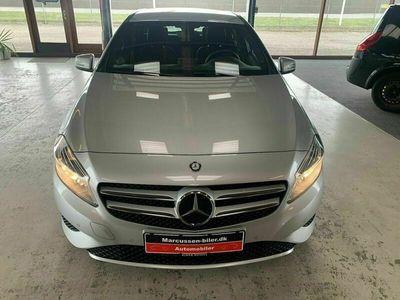 brugt Mercedes A250 2,0 aut. 4Matic