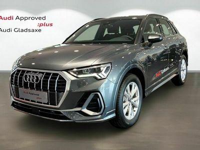 brugt Audi Q3 45 TFSi e S-line+ S-tr.