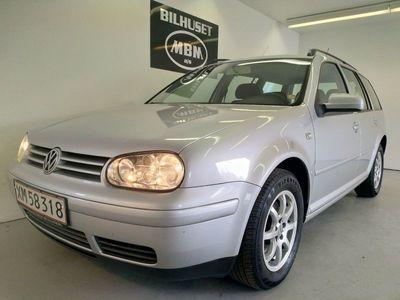 brugt VW Golf IV 1,9 TDi 100 Variant