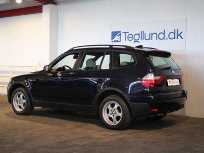 brugt BMW X3 D
