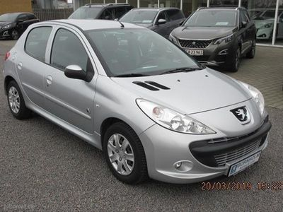 second-hand Peugeot 206+ 1,4 HDI Generation 70HK 5d