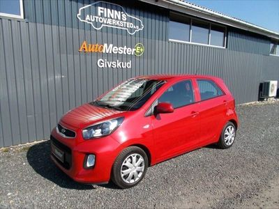 brugt Kia Picanto Style Limited