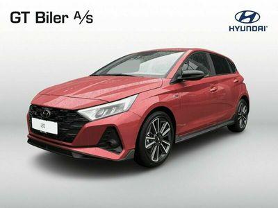 brugt Hyundai i20 1,0 T-GDi N-Line