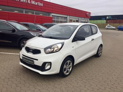 brugt Kia Picanto 1,0 Style 69HK 3d