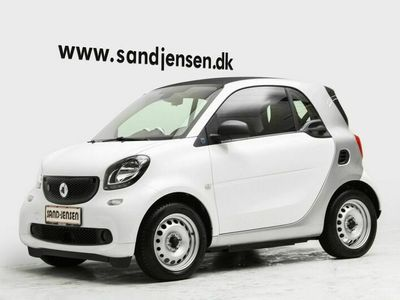 brugt Smart ForTwo Coupé EQ