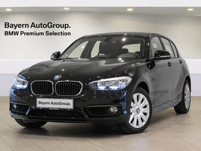 used BMW 118 d 2,0 aut.