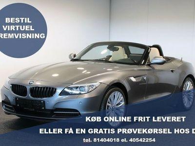 brugt BMW Z4 2,5 sDrive23i Roadster