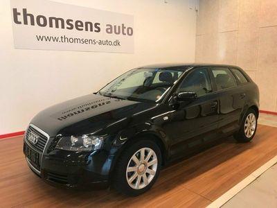 usado Audi A3 Sportback 1,4 TFSi Ambiente