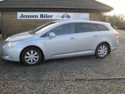 brugt Toyota Avensis 2,0 D-4D T2 stc.