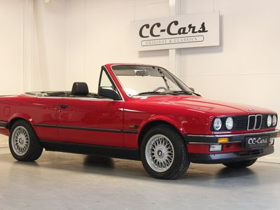 brugt BMW 320 Cabriolet 3 serie E30 i 2,0