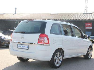 brugt Opel Zafira MPV 1,8 Enjoy 140HK