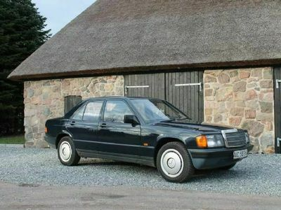 brugt Mercedes 190 W201