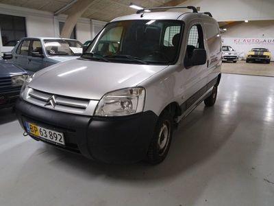 brugt Citroën Berlingo 1,6 HDi Van