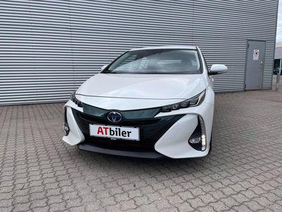 brugt Toyota Prius 1,8 Plug-in Plugin-hybrid H3 122HK 5d Aut. A+++