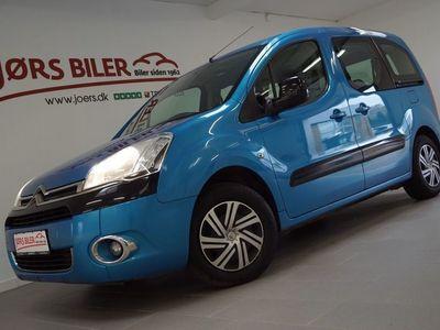 brugt Citroën Berlingo 1,6 HDi 92 Seduction