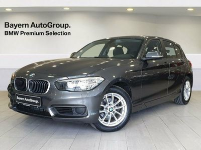 second-hand BMW 118 d 2,0 aut.