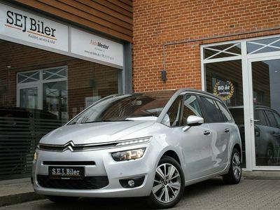 gebraucht Citroën Grand C4 Picasso 2,0 BlueHDi Intensive EAT6 150HK aut 5d