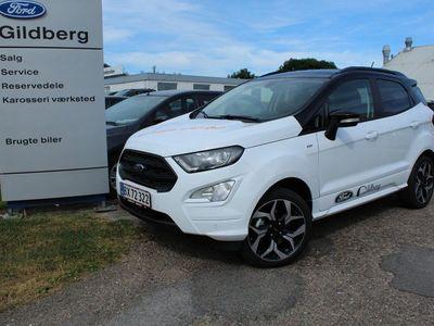 gebraucht Ford Ecosport 1,0 SCTi 140 ST-Line