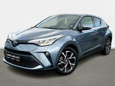brugt Toyota C-HR 2,0 Hybrid C-LUB Smart Multidrive S 184HK 5d Aut. A++