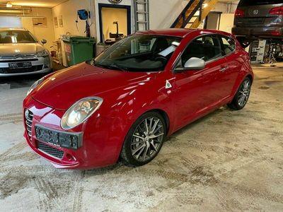 brugt Alfa Romeo MiTo 1,4 M-Air 170 Quadrifoglio Verde