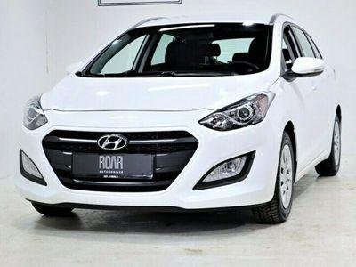 brugt Hyundai i30 1,6 CRDi 110 Premium stc. 5d