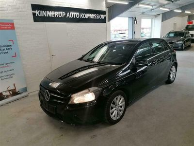 brugt Mercedes A180 d 1,5 CDI BlueEfficiency 109HK 5d 6g