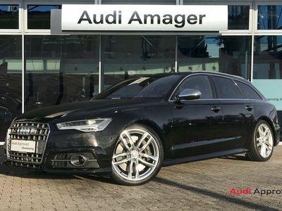 używany Audi S6 4,0 TFSi Avant quattro S-tr.