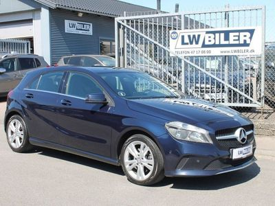 brugt Mercedes A200 d 2,2 Urban aut.