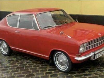 brugt Opel Kadett B Kiemen Coupe