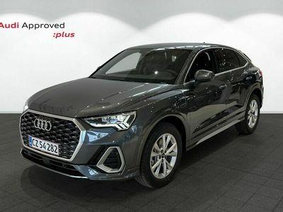 brugt Audi Q3 45 TFSi e S-line+ Sportback S-tr.