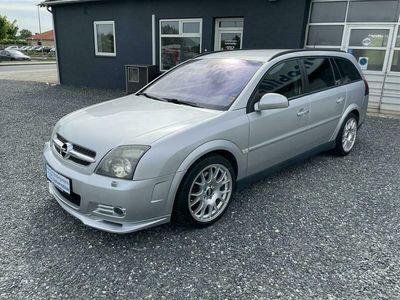 brugt Opel Vectra Wagon 3,2 V6 Elegance 210HK Stc