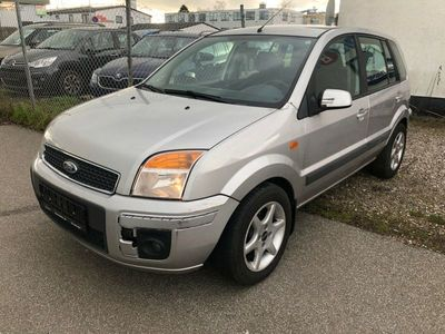 brugt Ford Fusion 1,6 TDCi Ambiente